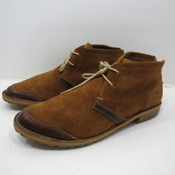 Timberland Suede Desert Boots Earthkeepers 11 M